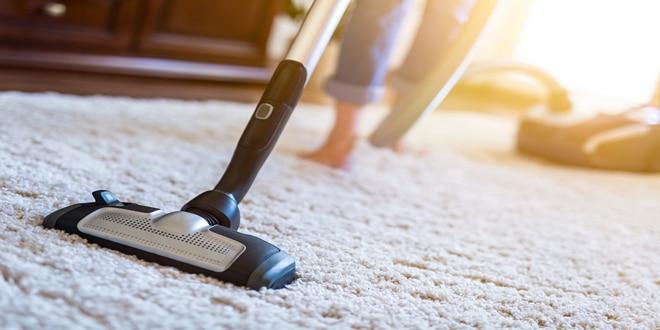 شیوه جارو زدن فرش