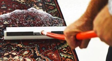 شستشوی فرش ماشینی در خانه