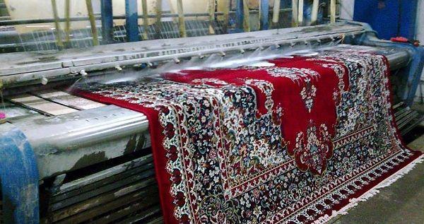 قالیشویی در شرق تهران