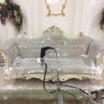 اسرار مخفی شست و شوی مبل سلطنتی در منزل