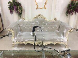 شستشوی مبل سلطنتی