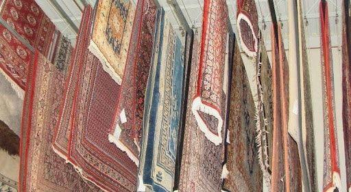 قالیشویی خوب در تهران